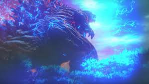 toho u0027 trailer netflix u0027s anime film godzilla monster