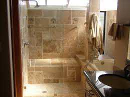 showers for small bathroom ideas bathroom cozy small bathroom space with travertine wall tiles