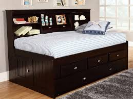 platform bed discovery world furniture espresso twin captain day
