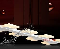 Kitchen Dining Light Fixtures by Aliexpress Com Buy Led Kitchen Lighting Fixtures Modern Lamps