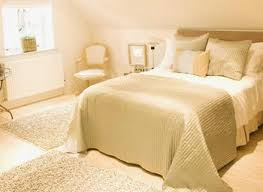 Gold And White Bedroom nurani
