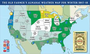 Usa Weather Map by Winter Is Coming Old Farmer U0027s Almanac Sees U0027cold Snowy U0027 Season