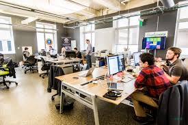 tech office pictures the future of office space as a service