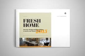 interior design brochure catalog brochure templates creative