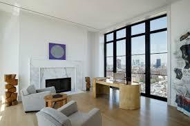 manhattan penthouse goes back on the market for 70 million wsj