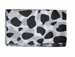 cow wrapping paper cow print tisse cow print paper cow print wrapping cow crafts