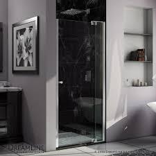 allure pivot shower door
