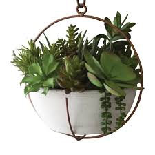 Succulent Planter Modern Planters Woodwaves