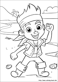 pirate coloring sheet ioct