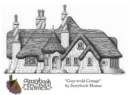 Storybook Cottage House Plans 67 Best House Plans Images On Pinterest Architecture Dream