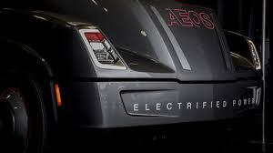 electric semi truck the first all electric semi truck isn u0027t from tesla