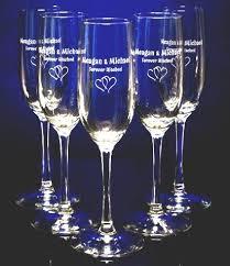 personalized glasses wedding unique custom personalized glass wedding favors by personalized