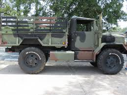 deuce and a half army truck at duck buck commander look at the