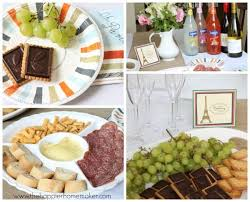Cocktail Parties Ideas - the 25 best french themed parties ideas on pinterest french