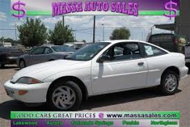 used chevrolet cavalier for sale in colorado springs co edmunds
