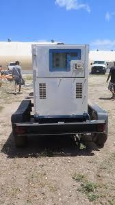 mq power corp whisperwatt 45kw generator model dca 45ssiu ii 9647