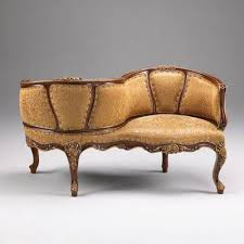 Conversation Settee Courting Sofas Furniture For Wooing Sweethearts In Style The