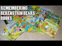 berenstain bears books remembering berenstain bears books