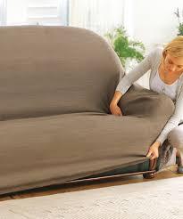 housse extensible canapé housse extensible canapé et fauteuil muscade textile de maison