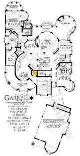 mediterranean style house plans tuscany house plan house plans by garrell associates inc