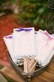 Diy Fan Programs 27 Best Program Images On Pinterest Wedding Ideas Wedding Stuff