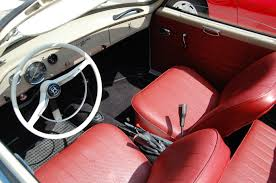 Karmann Ghia Interior Karmann Ghia Vw Type 14 1955 1974 1966 Cabriolet 2d Interior