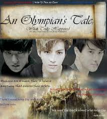 an olympian u0027s tale what truly happened exo olympus hunhan