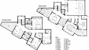 modern home floor plan technical drawing modern home floor plan space ink home plans