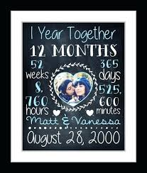 3rd year anniversary gift anniversary gifts for him 3 years anniversaries a boyfriend