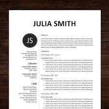 Resume Templates For Mac Doliquid by Unique Resume Template 73 Images Free Creative Resume