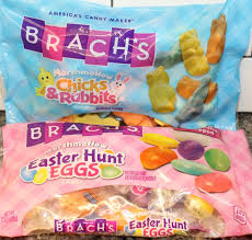 brachs bunny basket eggs brach s marshmallow rabbits and easter hunt eggs review