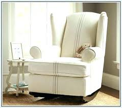 Reclining Rocking Chair For Nursery Reclining Rocking Chair Furniture Made To Order Sand Key