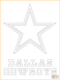 dallas cowboys coloring pages for kiara pinterest inside lyss me