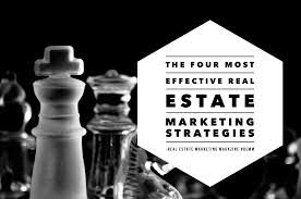 the four most effective real estate marketing strategies