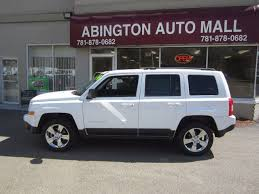 the jeep patriot 2014 used jeep patriot 4wd 4dr latitude at abington auto mall iid