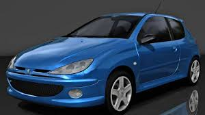 peugeot 308 2004 forza motorsport 2 peugeot 206 rc 2004 test drive gameplay hd