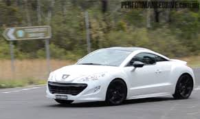 peugeot rcz r 2016 2011 peugeot rcz review performancedrive