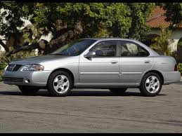 file nissan sentra n16 first 2004 nissan sentra information and photos zombiedrive