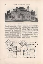 Victorian Mansion Blueprints by 363 Best 3 House Plans Images On Pinterest Vintage Houses House