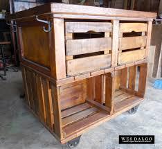 kitchen island reclaimed wood island rustic kitchen island cart wes dalgo home wes rustic