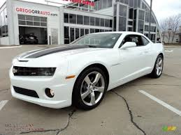 2010 chevy camaro rs for sale 2010 chevrolet camaro ss rs coupe in summit white 188891 all