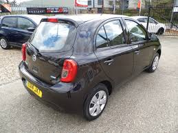 nissan micra second hand second hand nissan micra 1 2 visia 5dr for sale in ipswich