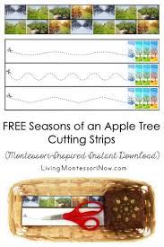 montessori tree printable free tree do a dot printable montessori inspired instant download