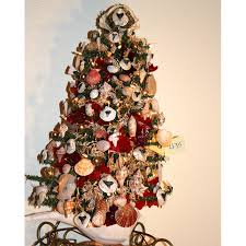 16 shark s tooth ornaments tree trees by the sea decorated