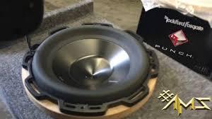nissan titan sub box project 122 nissan titan rockford fosgate sound system bass p3