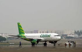 citilink telepon citilink batalkan penerbangan ke lombok