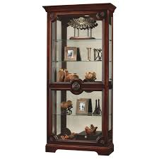 dining curio cabinets pulaski curio modern display cabinet in