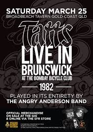 buy angry anderson broadbeach tickets qld 2017 moshtix
