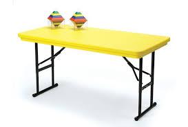 24 x 60 folding table 24 x 48 bright color folding table 16 26 h
