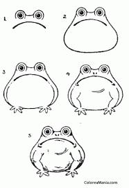 imagenes de un sapo para dibujar faciles 89 ideas dibujo de in sapo on christmashappynewyears download